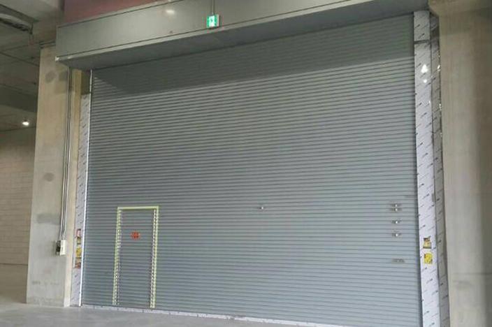 commercial overhead door